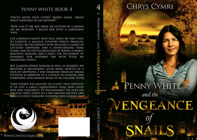 Penny White and the Vengeance of Snails Wrap